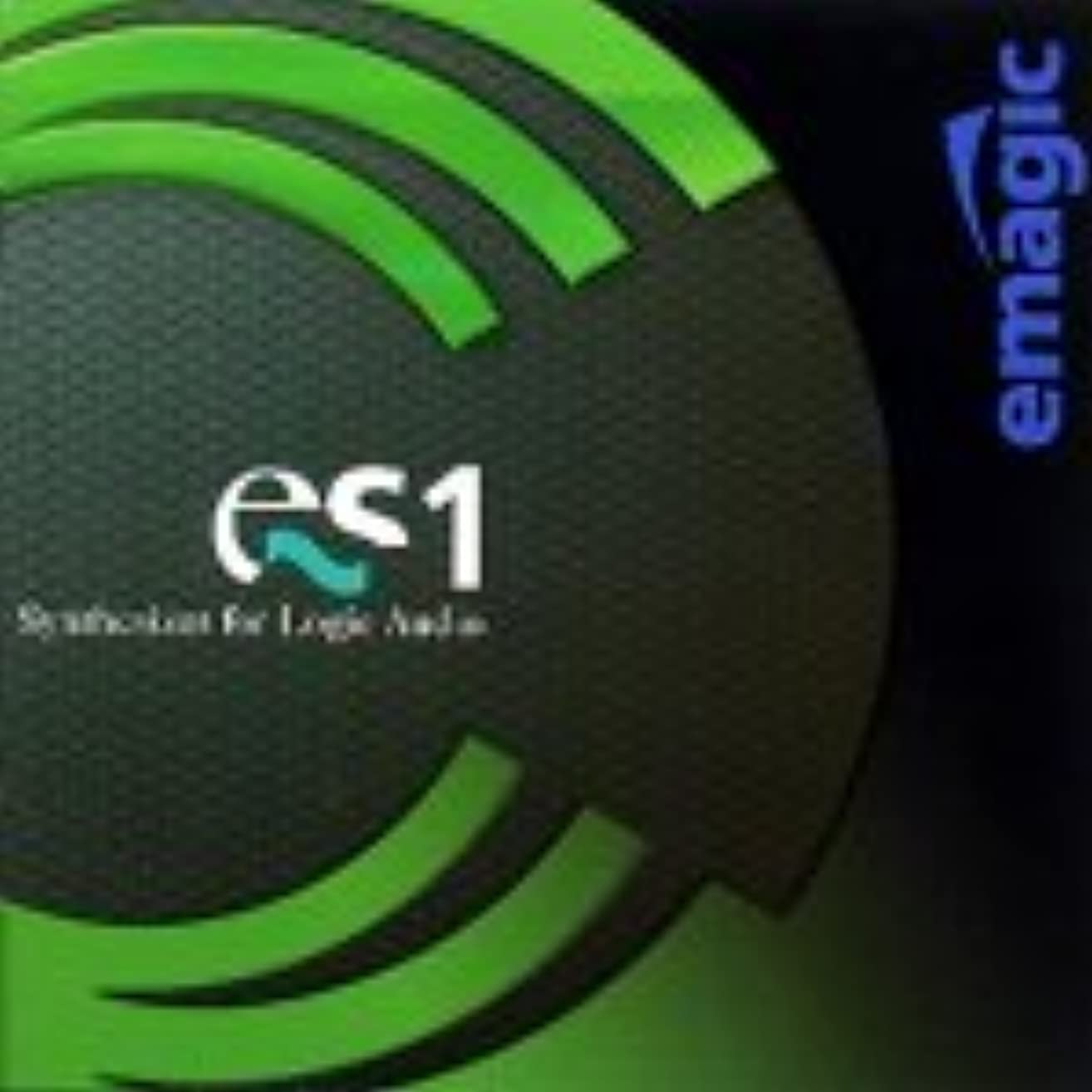 意図ディスコ特異なES1(Emagic Synthsizer One)