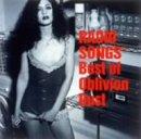 RADIO SONGS Best of Oblivion Dust 画像