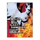 What We Did Last Summer/ [DVD] [Import]