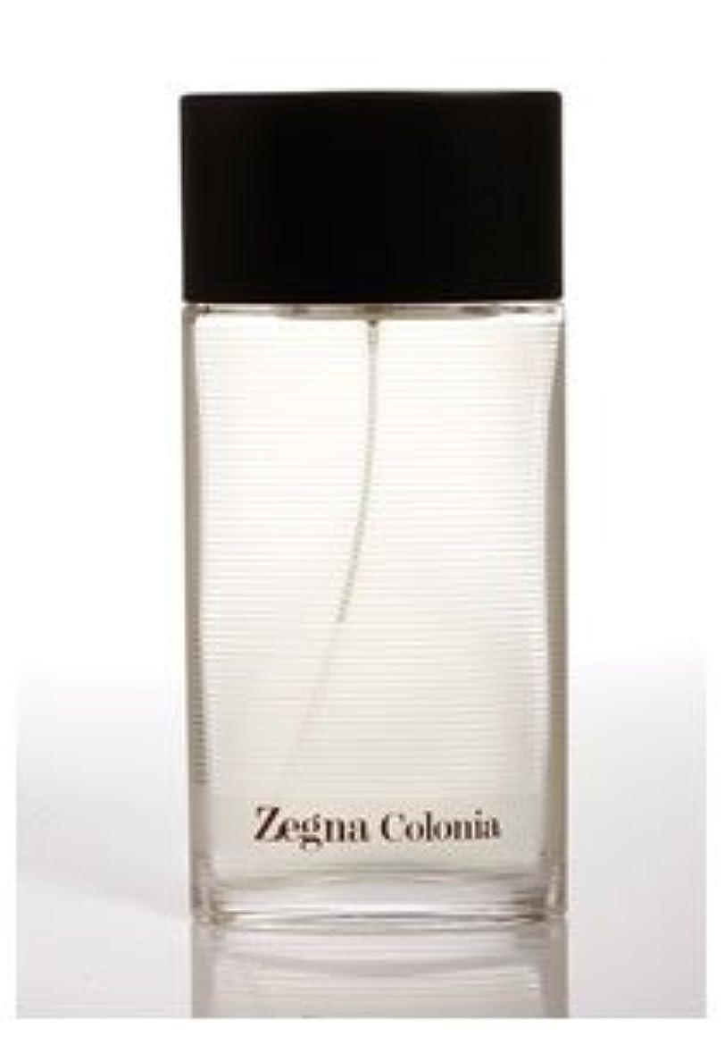 釈義ポスター誤Zegna Colonia (ゼニア コロニア) 4.2 oz (125ml) EDT Spray by Ermenegildo Zegna for Men