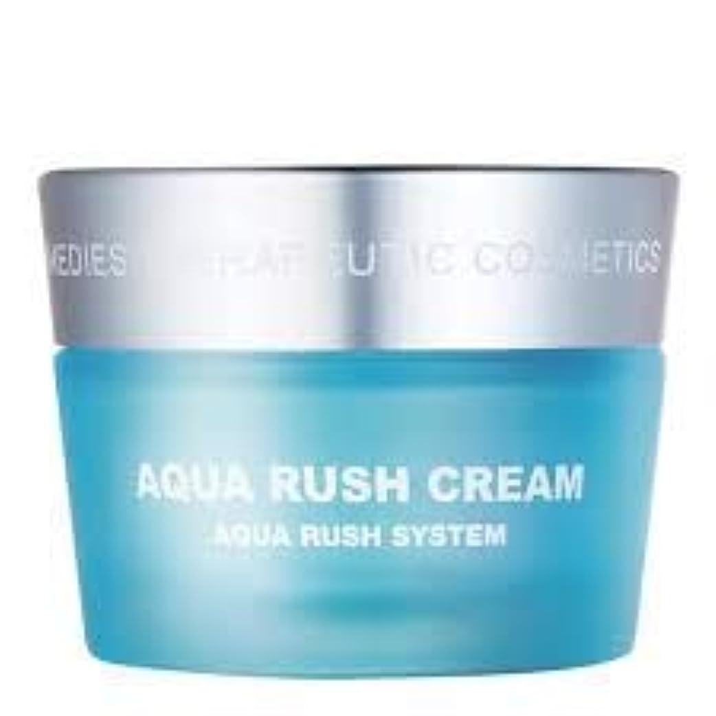皮肉まどろみのあるブリークBRTC 乾燥肌に集中的な水分を供給アクアラッシュクリーム1つ60ミリリットル保湿クリーム