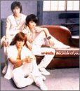 w-inds.「Because of you」のCDジャケット