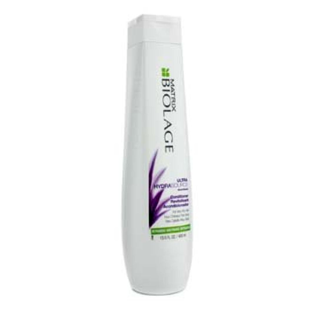 割合十分ではない虚偽[Matrix] Biolage Ultra HydraSource Conditioner (For Very Dry Hair) 400ml/13.5oz