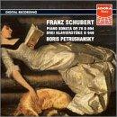 Pno Sonata in G Op 78 D 894 / 3 Kavierstucke D 946