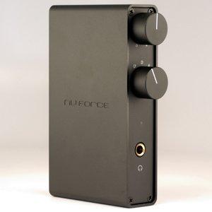 ニューフォース USB DAC搭載 ヘッドフォンアンプ/プリアンプ ブラック ICON-HDP/BLK