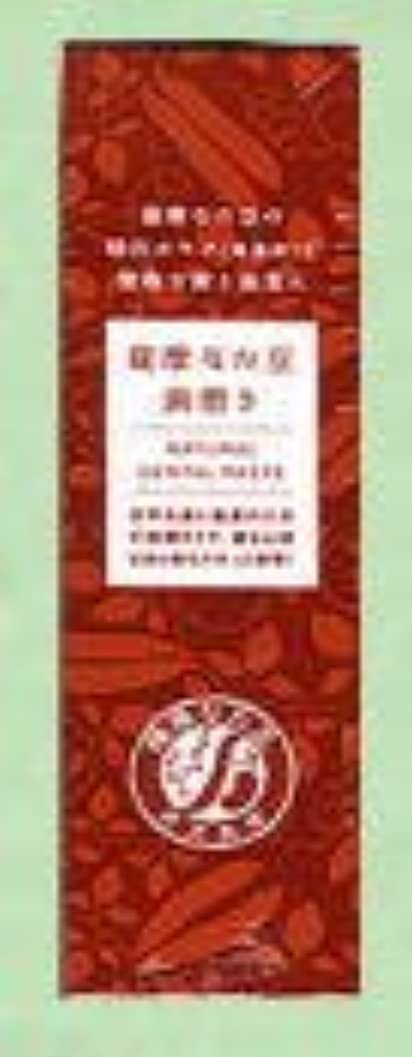 聖歌装備する啓示薩摩なた豆歯磨き(125g)3本セット