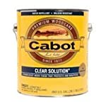 Cabot Stains 3004 Wood Toned Deck & Siding Stain Oil Formula Oxide, 1 gallon [並行輸入品]