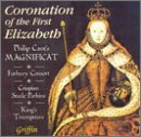 Coronation of the First Elizabeth