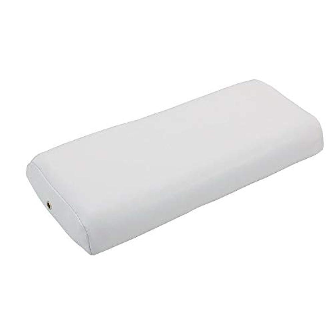 ホバート圧縮する限りなくNEOかどまる枕 FV-921 【 ホワイト 】 フェイスまくら フェイス枕 うつぶせ枕 マッサージ枕