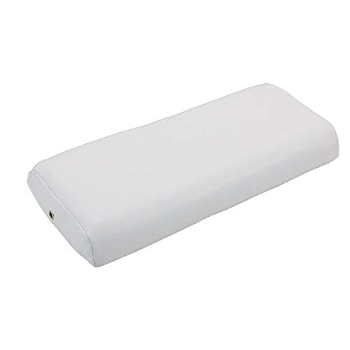 乳剤みぞれ仲介者NEOかどまる枕 FV-921 【 ホワイト 】 フェイスまくら フェイス枕 うつぶせ枕 マッサージ枕