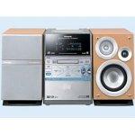 パナソニック DVD/MDステレオシステム シルバー SC-PM900DVD-S