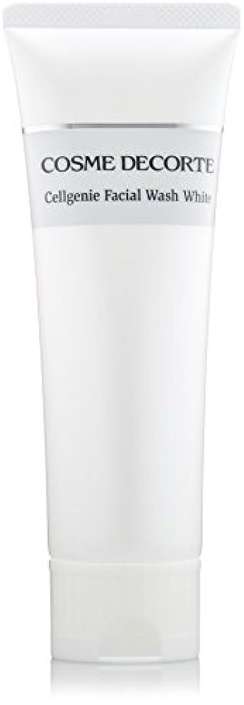 回復眠るたとえコスメデコルテ セルジェニー フェイシャル ウォッシュ ホワイト 125g [並行輸入品]