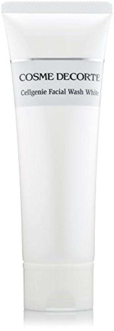ナイロン献身音節コスメデコルテ セルジェニー フェイシャル ウォッシュ ホワイト 125g [並行輸入品]