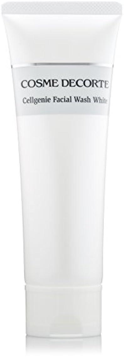 スラッシュ冷淡なこするコスメデコルテ セルジェニー フェイシャル ウォッシュ ホワイト 125g [並行輸入品]