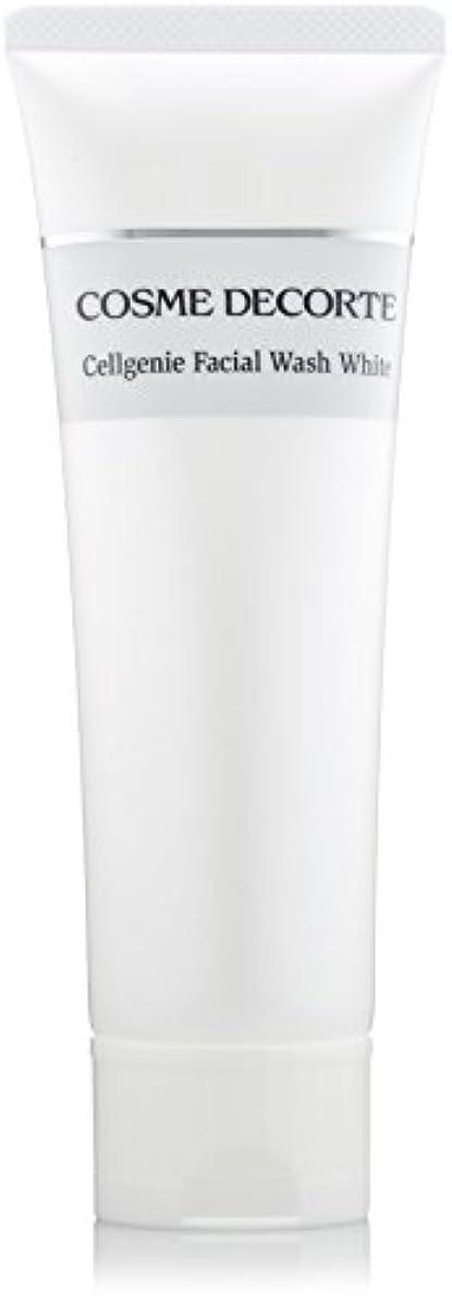 ずるいタンク官僚コスメデコルテ セルジェニー フェイシャル ウォッシュ ホワイト 125g [並行輸入品]
