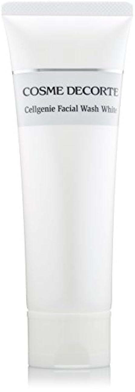 二次豊かなストレスコスメデコルテ セルジェニー フェイシャル ウォッシュ ホワイト 125g [並行輸入品]
