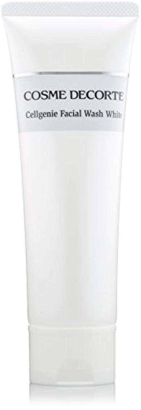 カレンダー指紋ぼかしコスメデコルテ セルジェニー フェイシャル ウォッシュ ホワイト 125g [並行輸入品]
