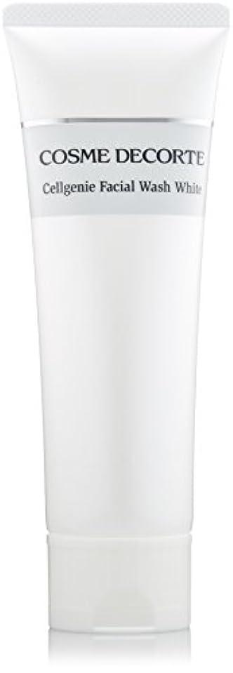 ウィスキーカール曖昧なコスメデコルテ セルジェニー フェイシャル ウォッシュ ホワイト 125g [並行輸入品]