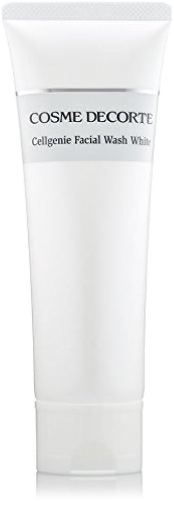 悪化するオーロック協定コスメデコルテ セルジェニー フェイシャル ウォッシュ ホワイト 125g [並行輸入品]