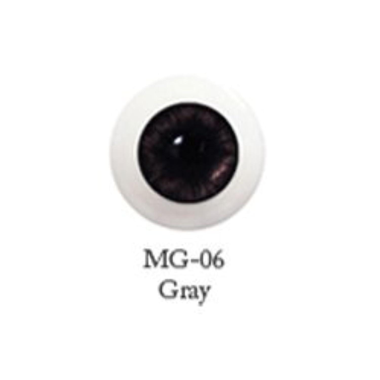 ドール用アクリルアイ ミスティックアイ 16mm 【MG-06グレー】(並行輸入品)