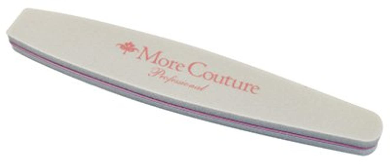 間違えた閉塞割合More Couture(モアクチュール)ハードバフ ワイドドロップ 100/180G