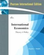 International Economics: Theory and Policy: International Editionの詳細を見る