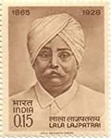 28 Jan '65 Lala Lajpat Rai Personality Freedom Fighter Author 15 P