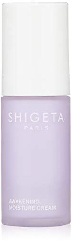 キャップ外向き温帯SHIGETA(シゲタ) AW モイスチャークリーム 30ml
