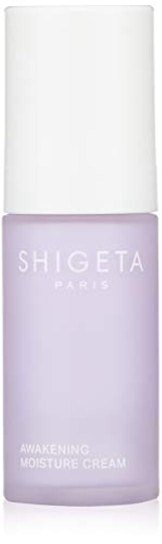 慣習十億経験的SHIGETA(シゲタ) AW モイスチャークリーム 30ml
