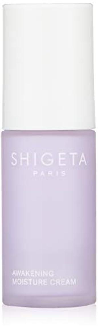 栄光の夜明け満員SHIGETA(シゲタ) AW モイスチャークリーム 30ml