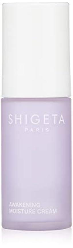 食べる許される無実SHIGETA(シゲタ) AW モイスチャークリーム 30ml