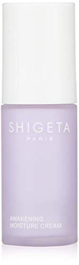 属する変化苦悩SHIGETA(シゲタ) AW モイスチャークリーム 30ml