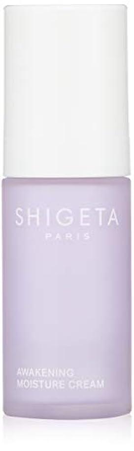 リネン成熟した花弁SHIGETA(シゲタ) AW モイスチャークリーム 30ml