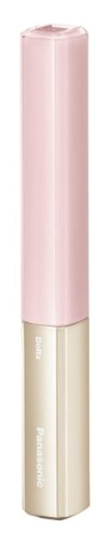 忠実な針パナソニック 電動歯ブラシ ポケットドルツ ピンク EW-DS26-P