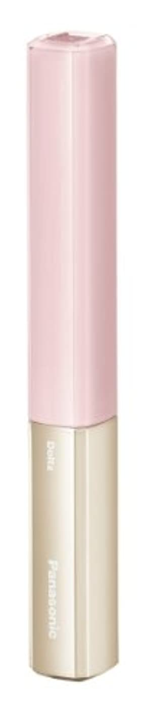 ディーラー医薬振り返るパナソニック 電動歯ブラシ ポケットドルツ ピンク EW-DS26-P