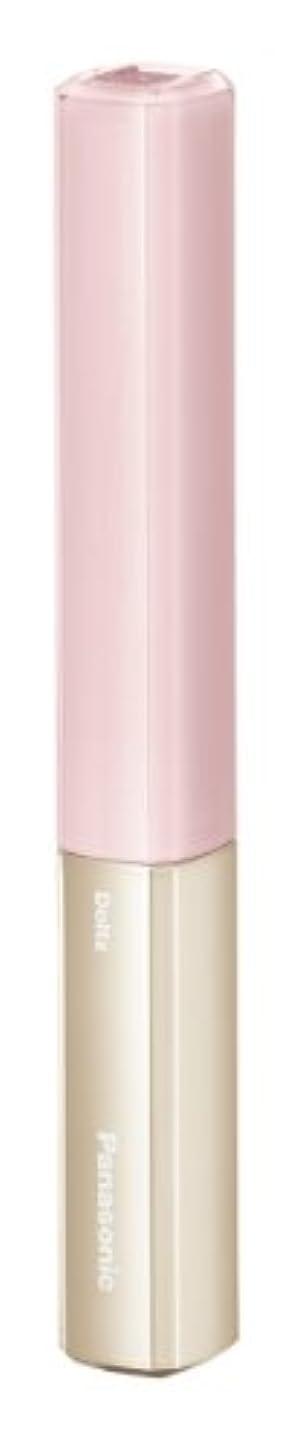 あごひげスペルイタリックパナソニック 電動歯ブラシ ポケットドルツ ピンク EW-DS26-P