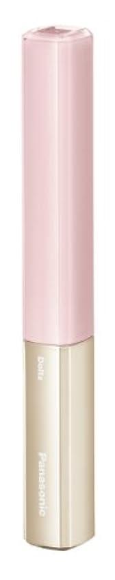 解釈ストライプポンプパナソニック 電動歯ブラシ ポケットドルツ ピンク EW-DS26-P