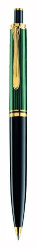 ペリカン ボールペン 油性 緑縞 K400 正規輸入品