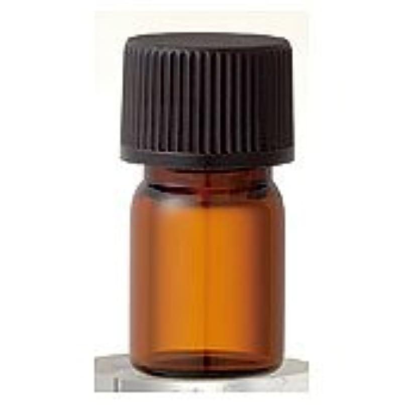 退院マイクロ留め金茶色遮光瓶(3ml)×18本セット ドロッパー付き