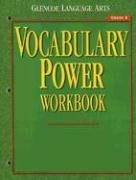 Glencoe Language Arts, Grade 8, Vocabulary Power Workbook (GLENCOE LITERATURE GRADE 7)