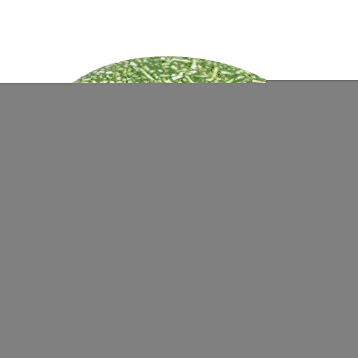 4色オーガニック手作りコールド加工シナモンシャンプーバー100%ピュアヘアシャンプー(緑)