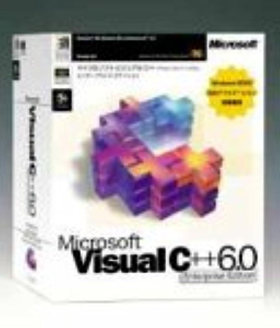 遊び場指導するスプリットMicrosoft Visual C++ 6.0 Enterprise Edition