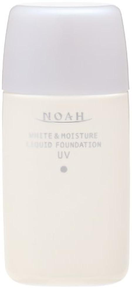 ゆでる強化する和KOSE コーセー ノア ホワイト&モイスチュア リキッドファンデーション UV 41 (30ml)