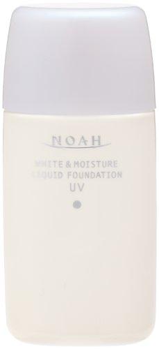 KOSE コーセー ノア ホワイト&モイスチュア リキッドファンデーション UV 41 (30ml)