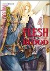 FLESH&BLOOD〈4〉 (キャラ文庫)