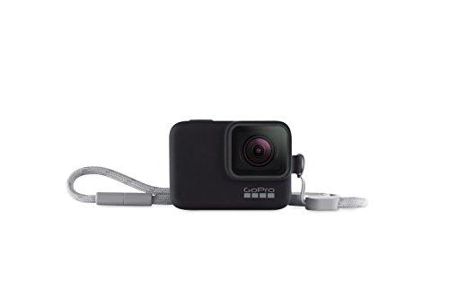 【国内正規品】GoPro(ゴープロ) スリーブ + ランヤード ブラック ACSST-001
