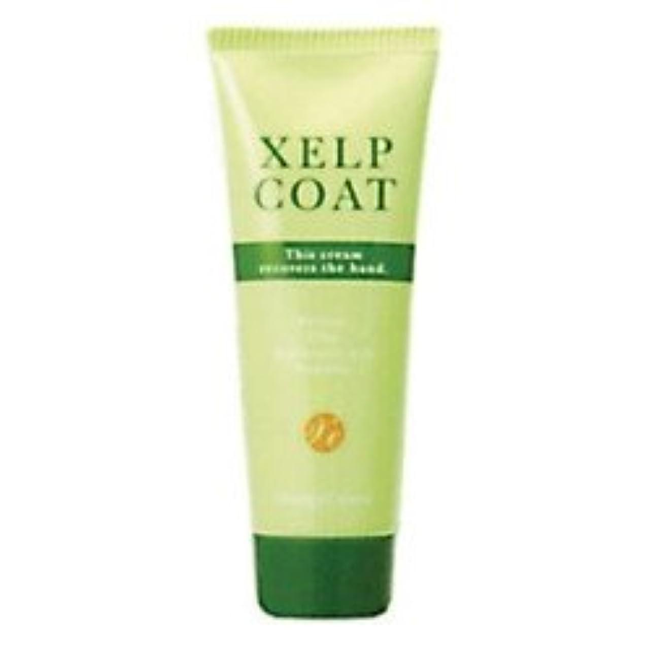 悩みワームぐるぐるケイルコート 80g XELPCOAT 美容師さんのためのハンドクリーム