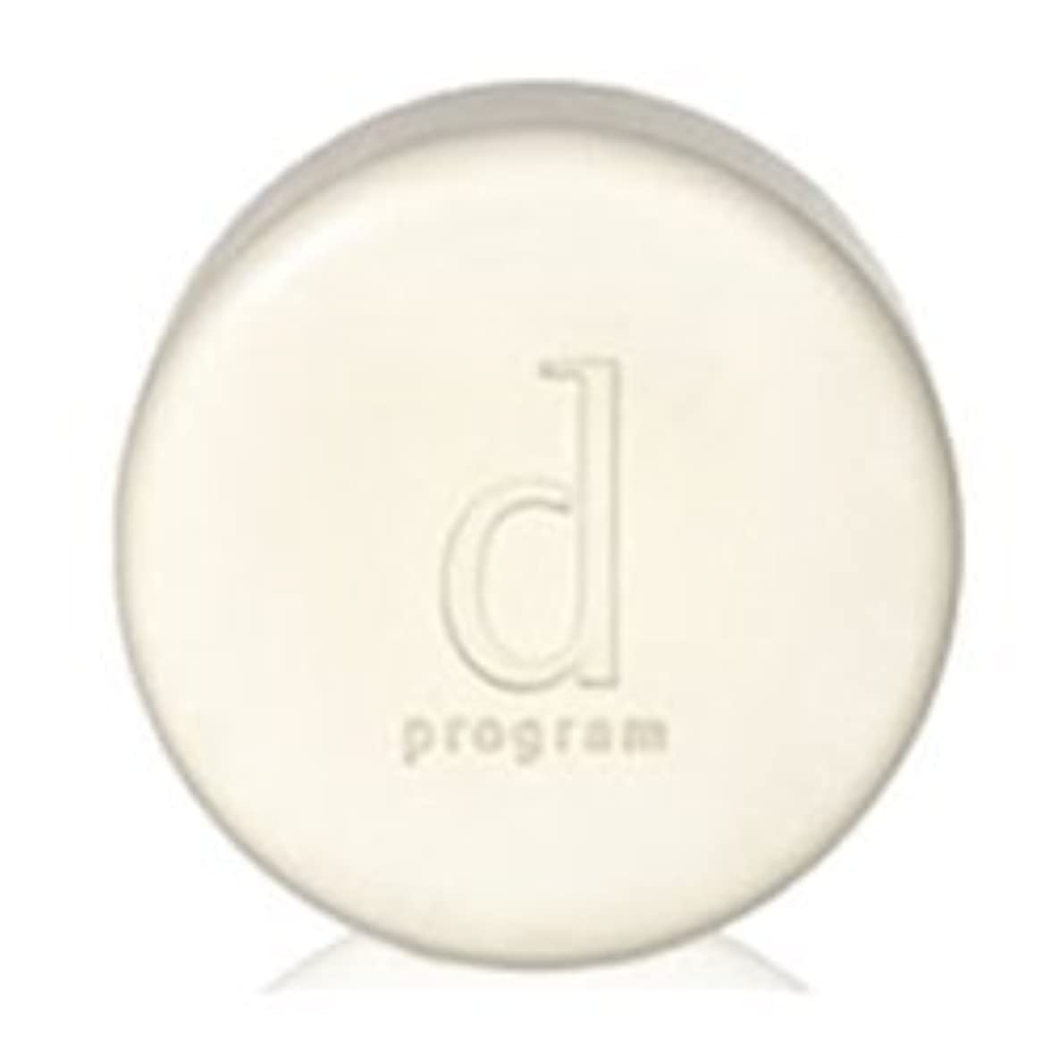 プロペラサロンメガロポリス【資生堂】dプログラム コンディショニングソープ 100g ×3個セット