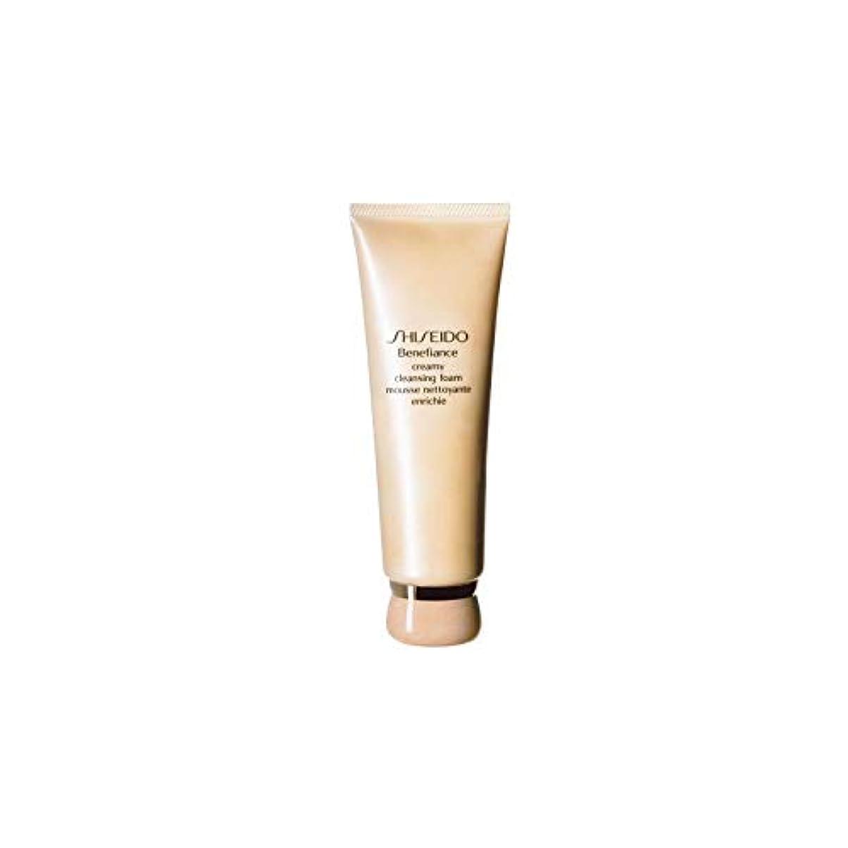 スカウト音節強調する[Shiseido] 資生堂ベネフィアンスエクストラクリーミークレンジングフォーム(125ミリリットル) - Shiseido Benefiance Extra Creamy Cleansing Foam (125ml)...