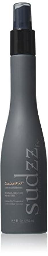 匹敵しますコンプライアンス高層ビルSUDZZFX ColourFixは、リーブインコンディショナー、8.5液量オンス 8.5オンス